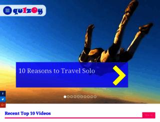 quizoy.com screenshot