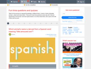 quizznow.com screenshot