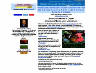 quotes-inspirational.com screenshot