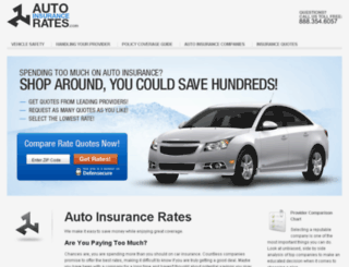 quotesinsuranceauto.com screenshot