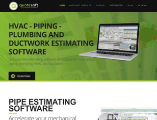 quotesoft.com screenshot