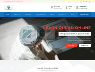 qurantutorlive.com screenshot
