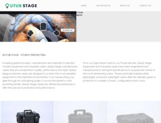 qutubstage.com screenshot
