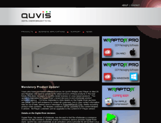 quvis.com screenshot