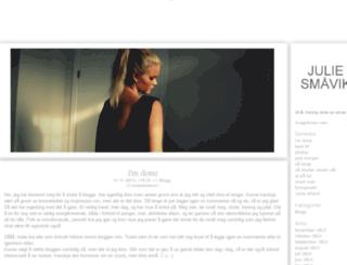 quw.blogg.no screenshot