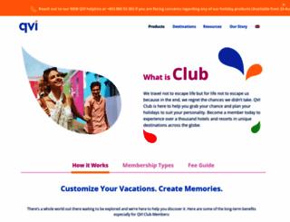 qviclub.com screenshot