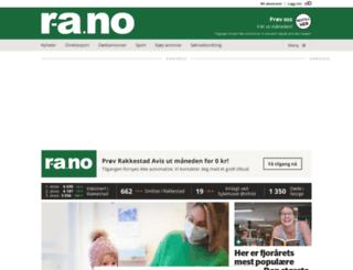 r-a.no screenshot
