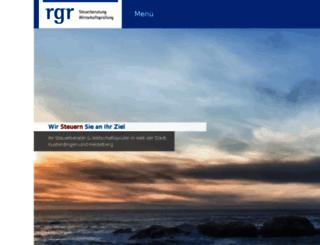 r-g-r.de screenshot