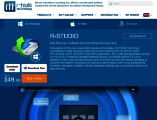 r-studio.com screenshot