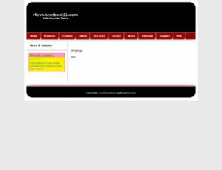 r4cvn.byethost32.com screenshot