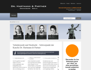 ra-hartmann.de screenshot