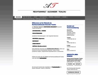 ra-ticaloiu.de screenshot