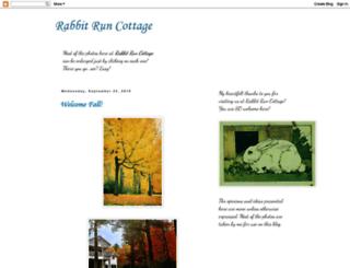 rabbitruncottage.blogspot.com screenshot