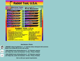 rabbittool.com screenshot