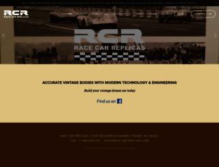 race-car-replicas.com screenshot