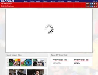 racecam.de screenshot