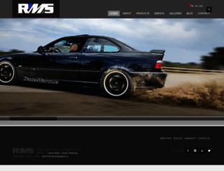 racemarque.com screenshot