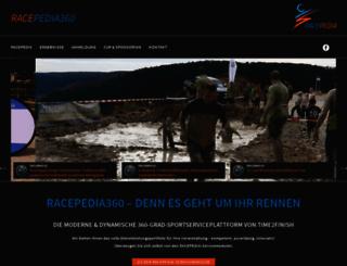 racepedia.de screenshot