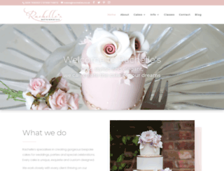 rachelles.co.uk screenshot