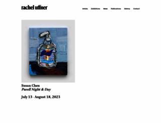 racheluffnergallery.com screenshot