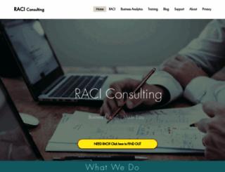 raci.com screenshot