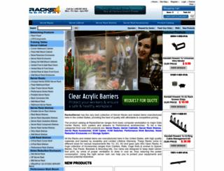 racks4server.com screenshot
