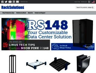 racksolutions.com screenshot