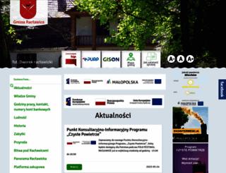 raclawice.pl screenshot