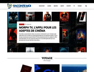 racontemoi.fr screenshot