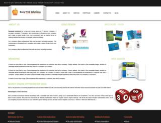 racyweb.com screenshot