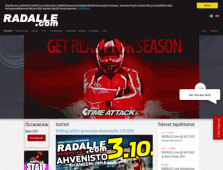 radalle.com screenshot