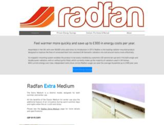 radfan.com screenshot