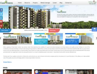 radheykrishnagroup.com screenshot