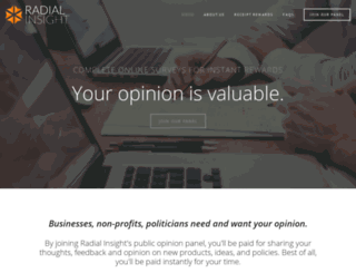 radialinsight.com screenshot