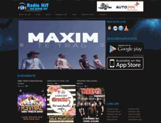 radio-hit.ro screenshot