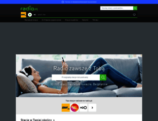 radio.pl screenshot