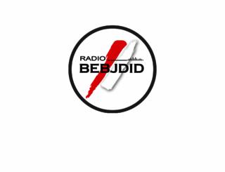 radiobebjdid.net screenshot
