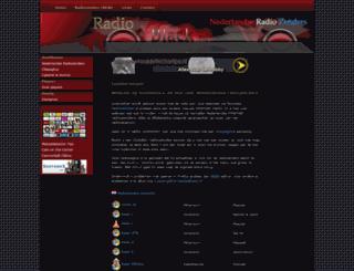 radioblack.nl screenshot