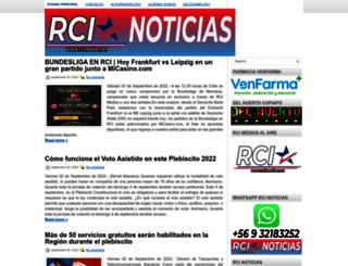radioceleste.cl screenshot