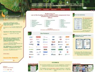 radiocomp.info screenshot
