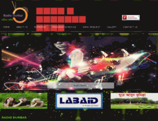 radiodurbar.com screenshot
