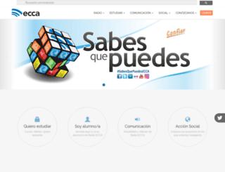 radioecca.net screenshot