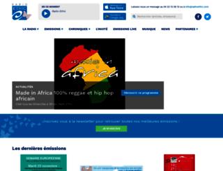 radioethic.com screenshot