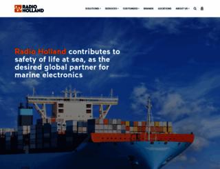 radioholland.net screenshot