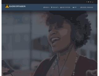 radioinvasion.com screenshot