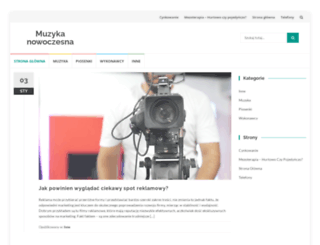 radioluxembourg.pl screenshot