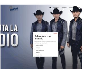 radioramareynosa.com.mx screenshot