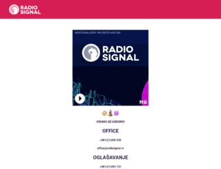 radiosignal.rs screenshot