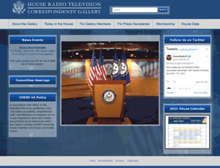 radiotv.house.gov screenshot