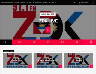 radiozdk.com screenshot